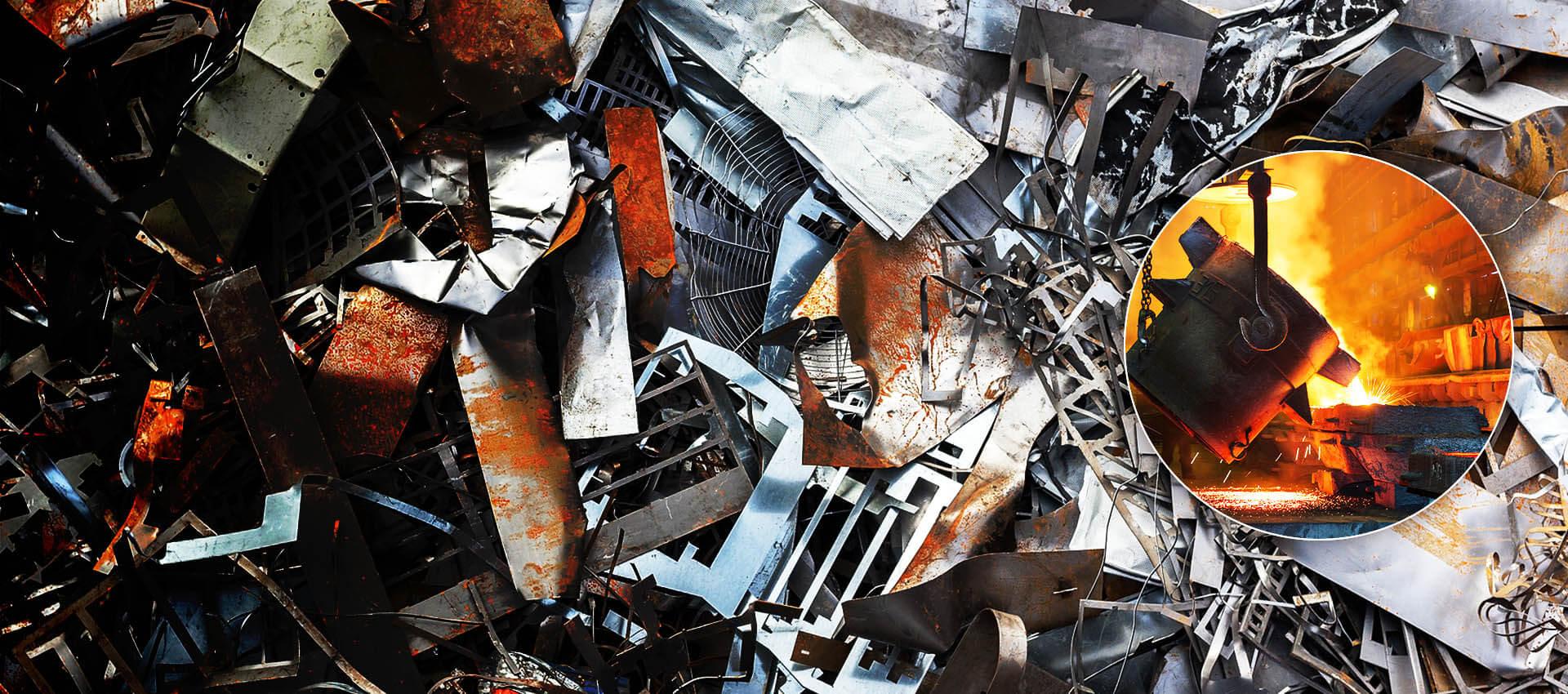 Pozyskiwanie, obrót i przerób złomu metali